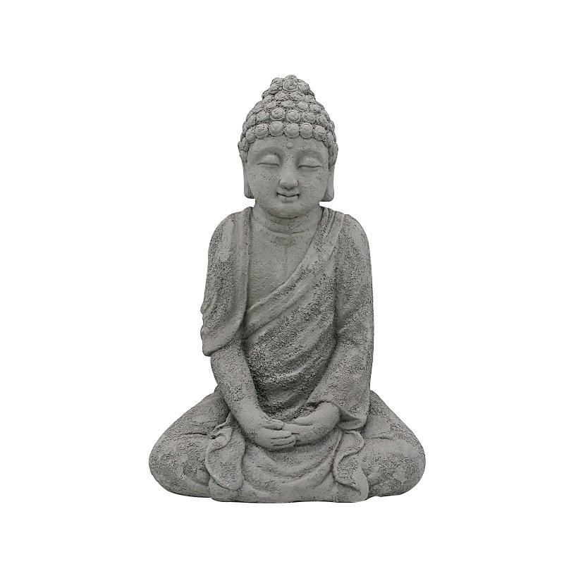 定制水泥手工装饰小水泥佛像出售佛像雕塑